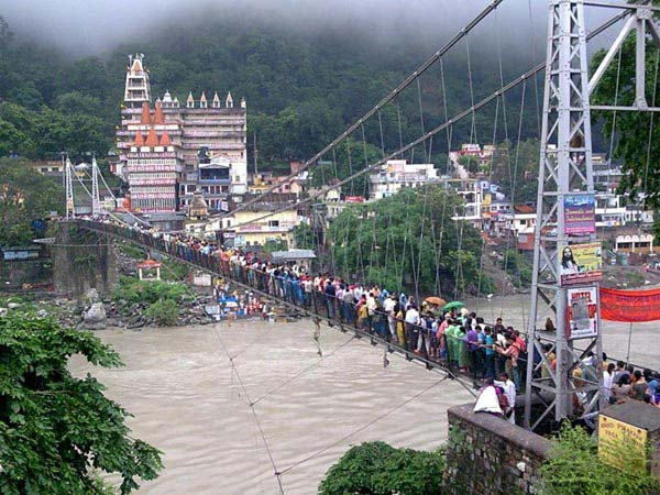 Mussoorie with Haridwar Tour
