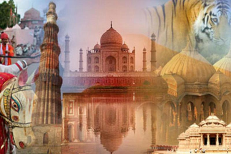 Delhi Agra with Himachal Tour
